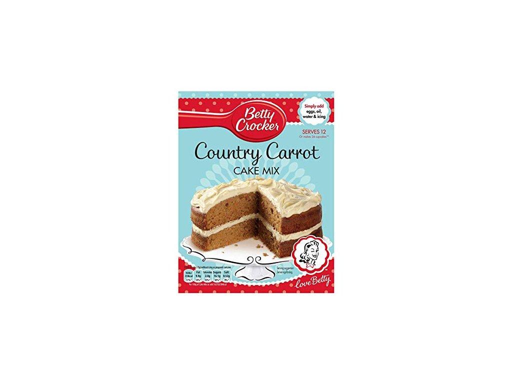 Betty Crocker Country Carrot Cake Mix 500g