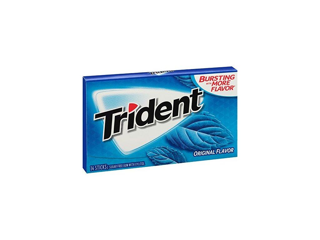Trident Original Gum 27g