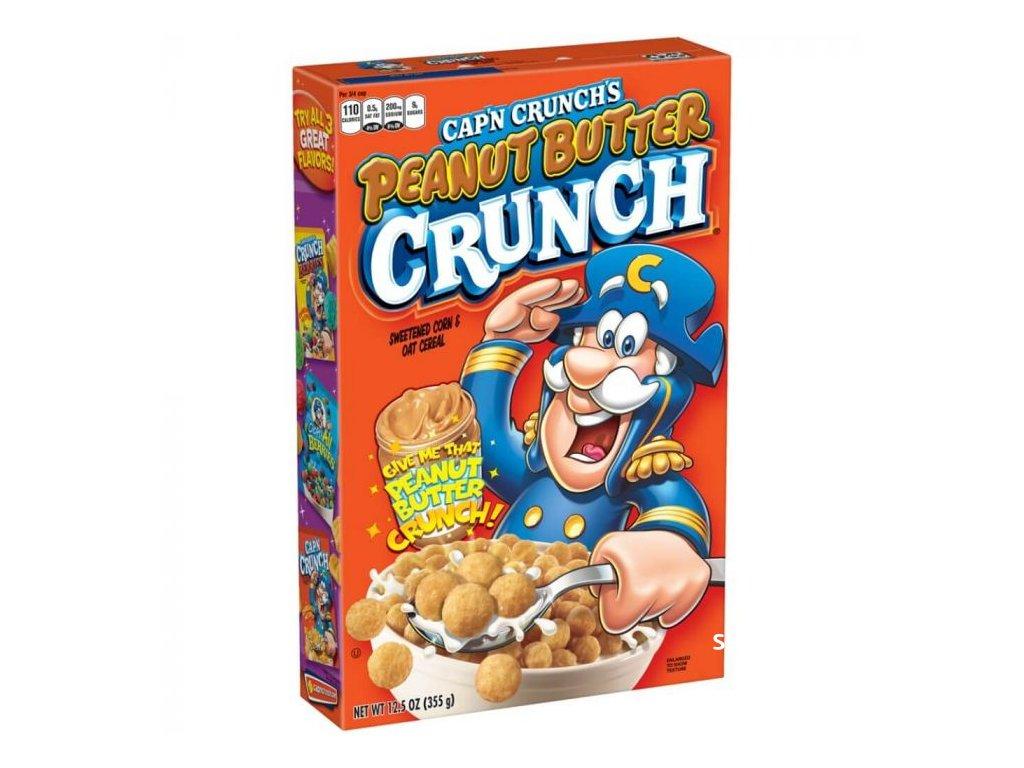 Capt Crunch Peanut Butter 355g