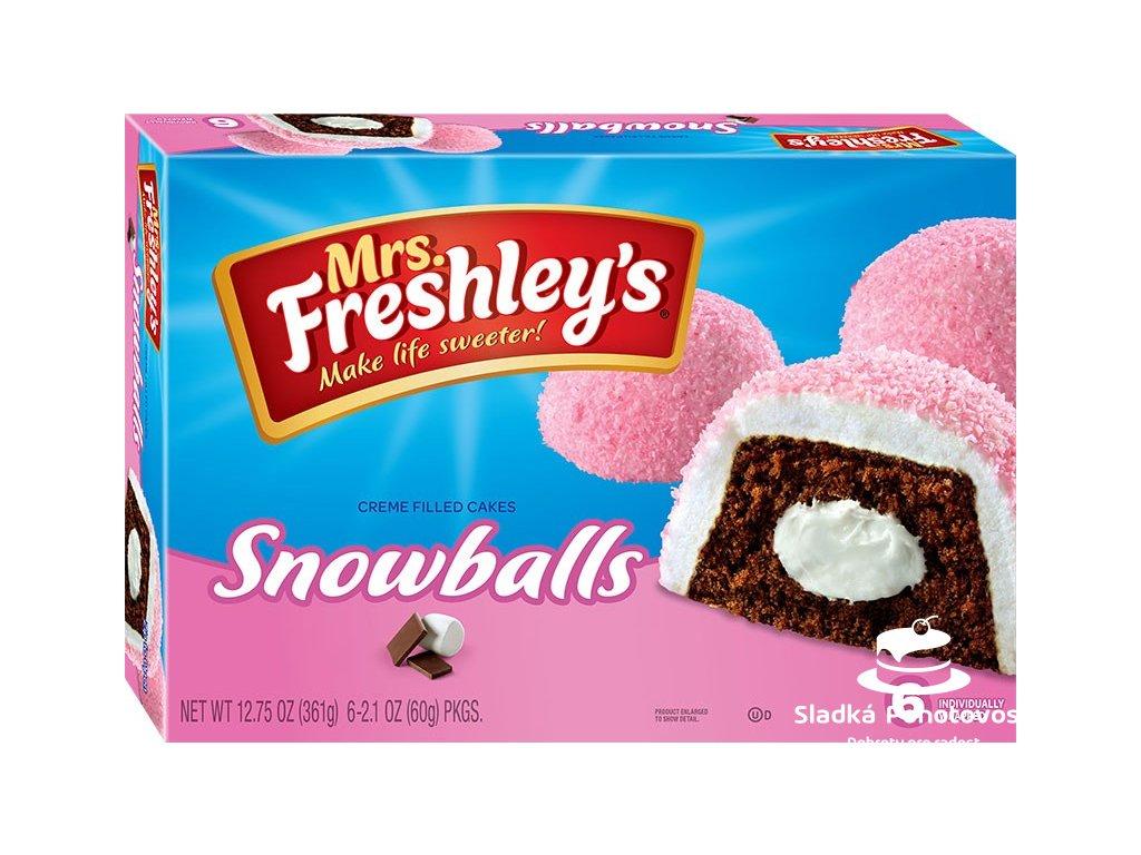Mrs Freshley's snowballs 361g