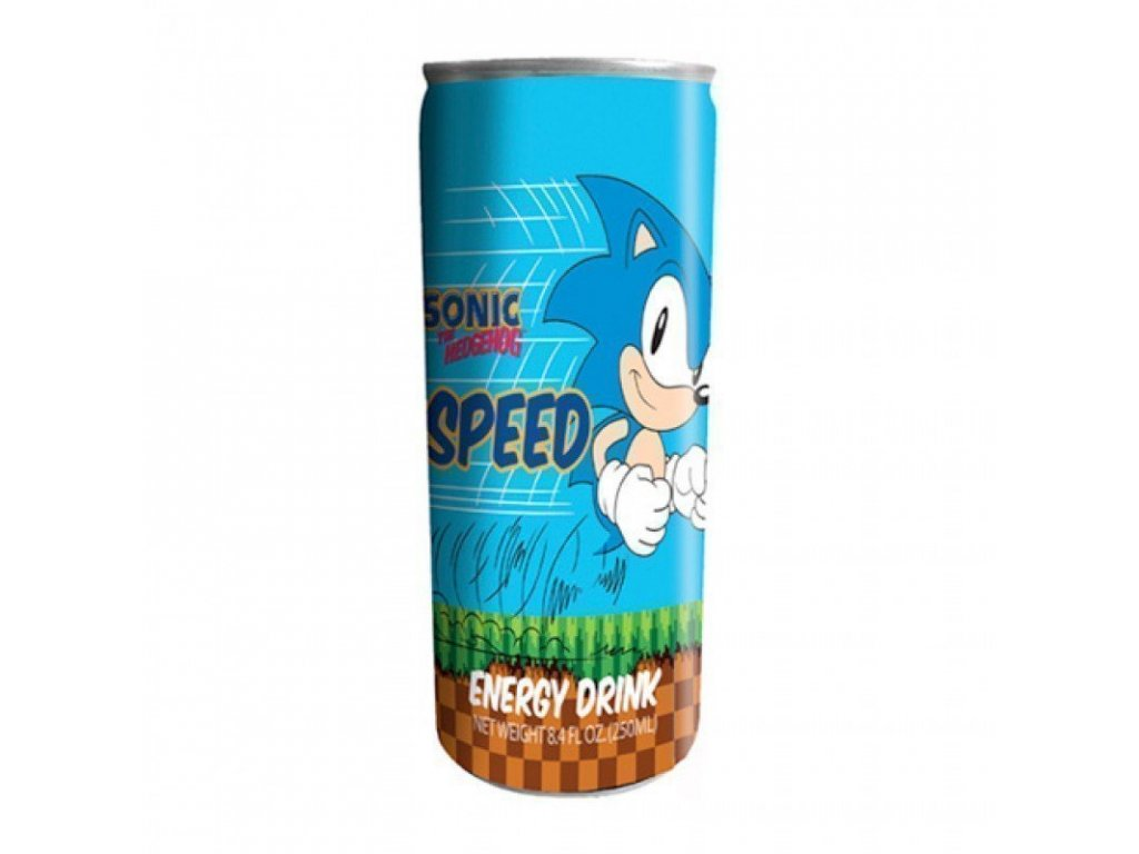 Sonic Speed Energy Drink 340ml