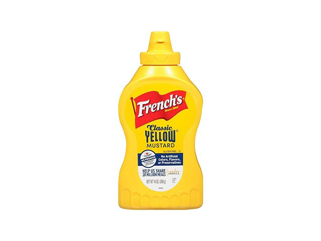 Frenchs Classic American Yellow Mustard 397g