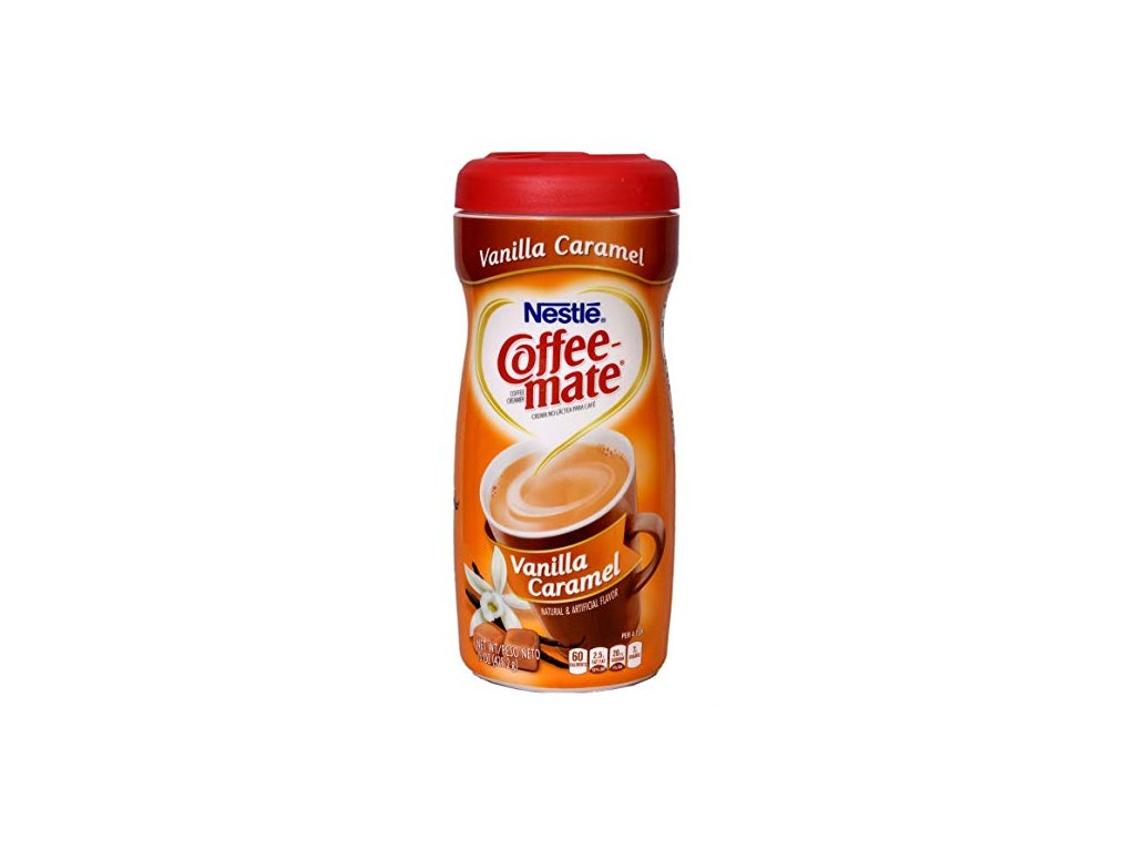 Coffee Mate Coffee Creamer Vanilla Caramel 425g