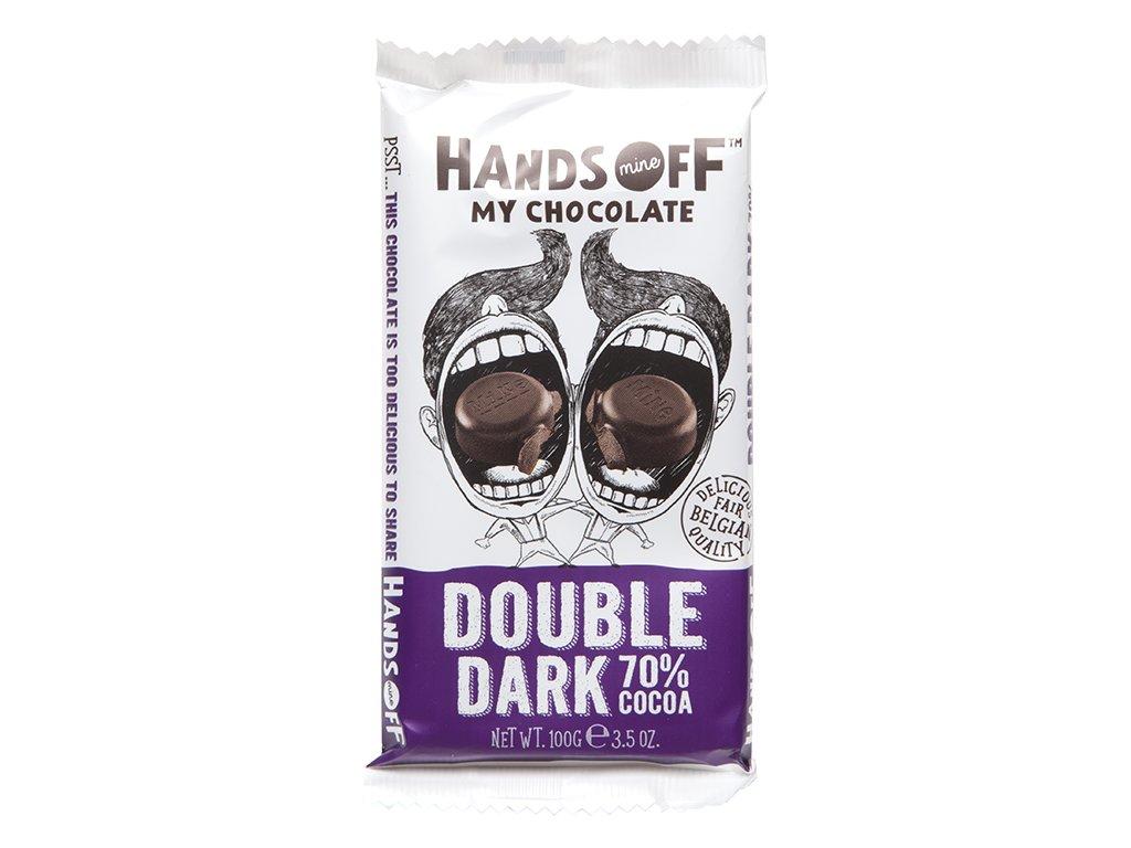 Hands Off My Chocolate Double Dark 100g