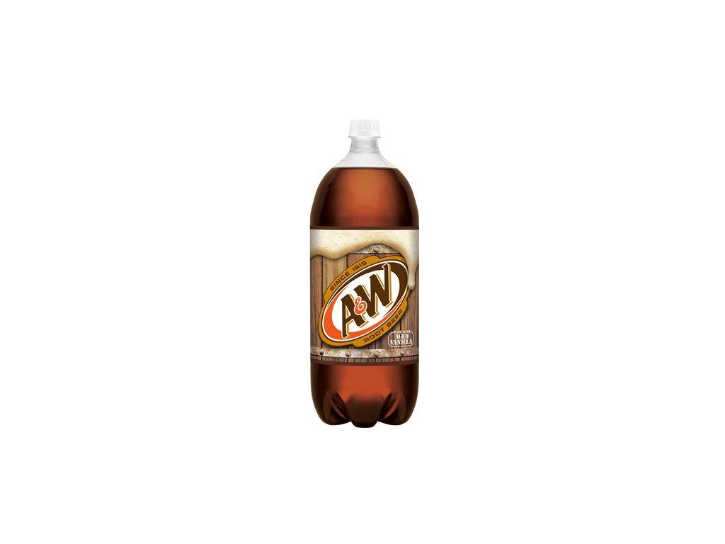 A&W Root Beer 2 Litre