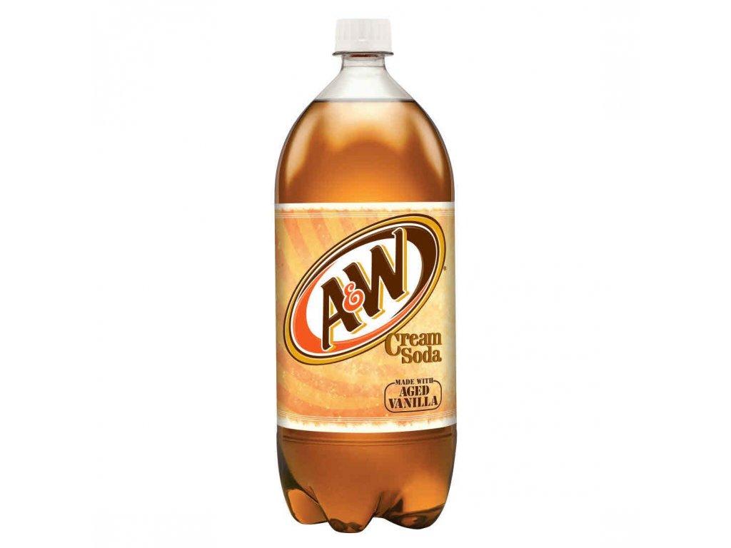A&W Cream Soda 2 L