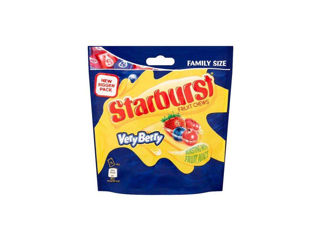 Starburst Very Berry Pouch 210g