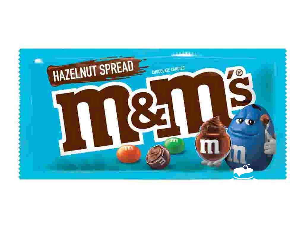 M&M's Hazelnut spread 38.3g