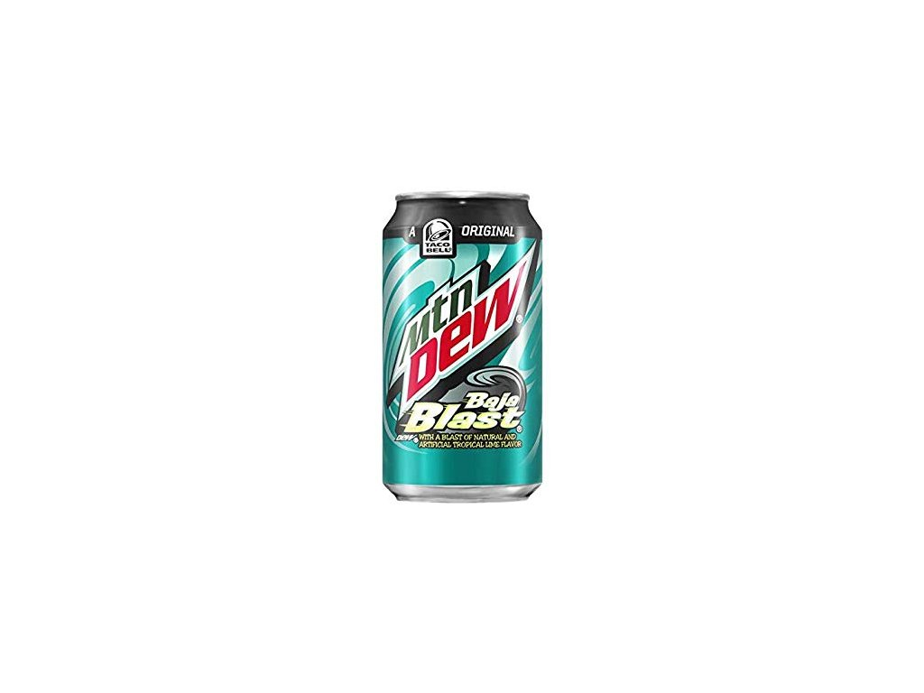 Mountain Dew Baja Blast Limited Edition 355ml