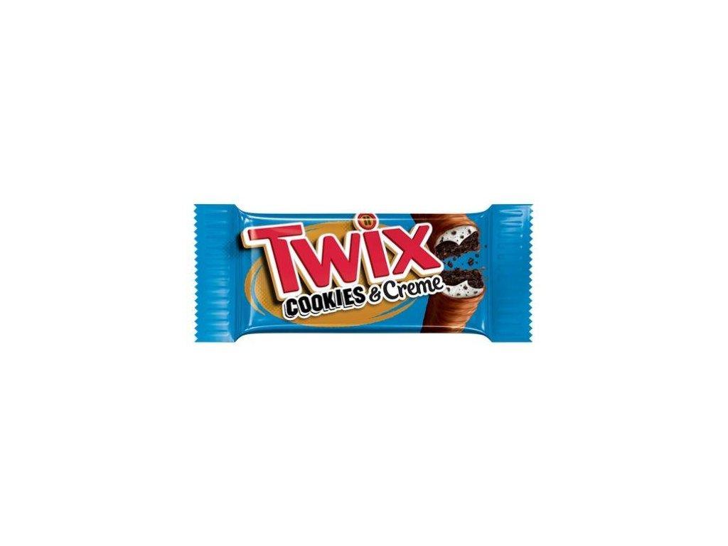 Twix Cookies & Creme 38.6g