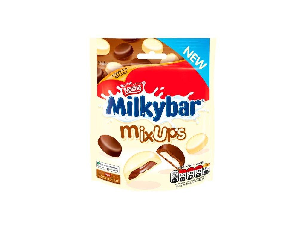 Milkybar Mix Ups Pouch 95g