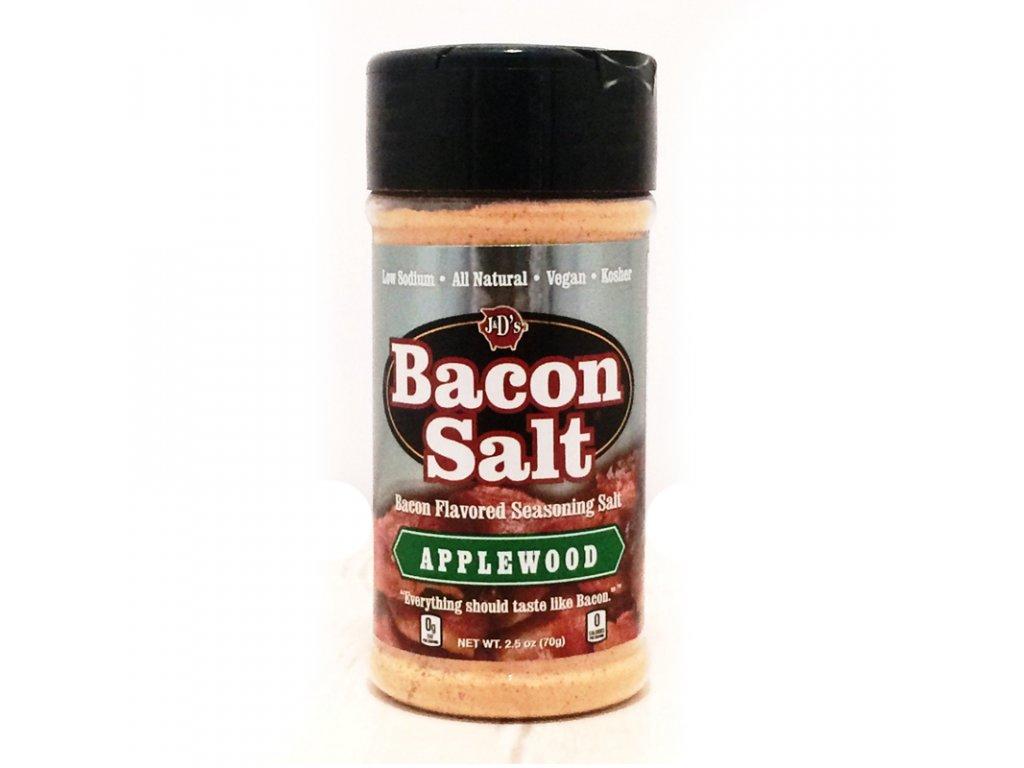 J&D's Applewood Bacon Salt 70g