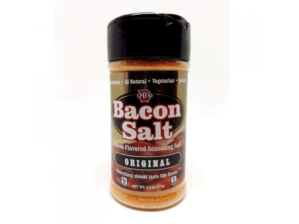 J&D's Original Bacon Salt 70g