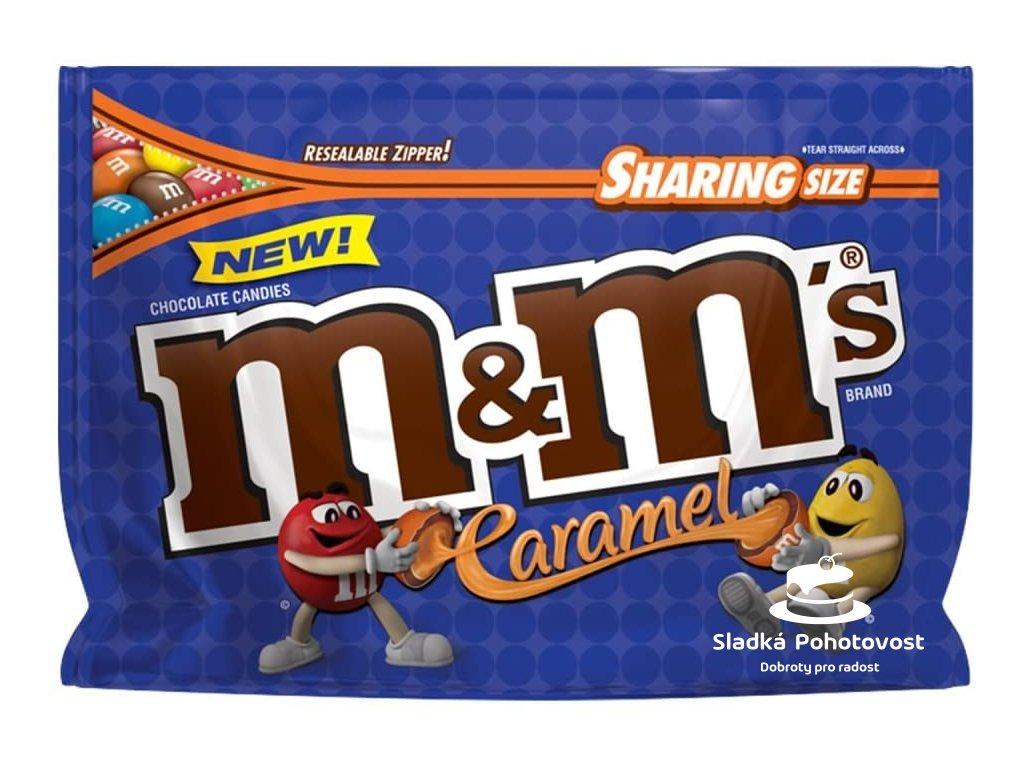 Caramel M&M's 272g