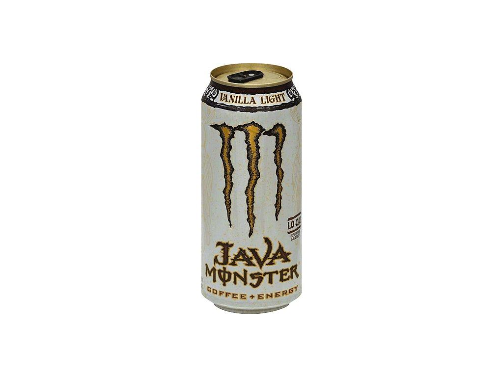Monster Java Vanilla Light 443ml