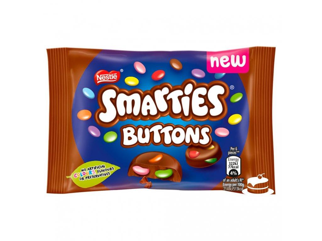 SMARTIES Milk Chocolate Buttons Single 32.5g