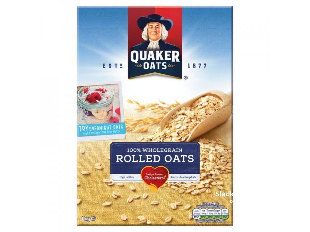 Quaker Porridge Oats 1000g