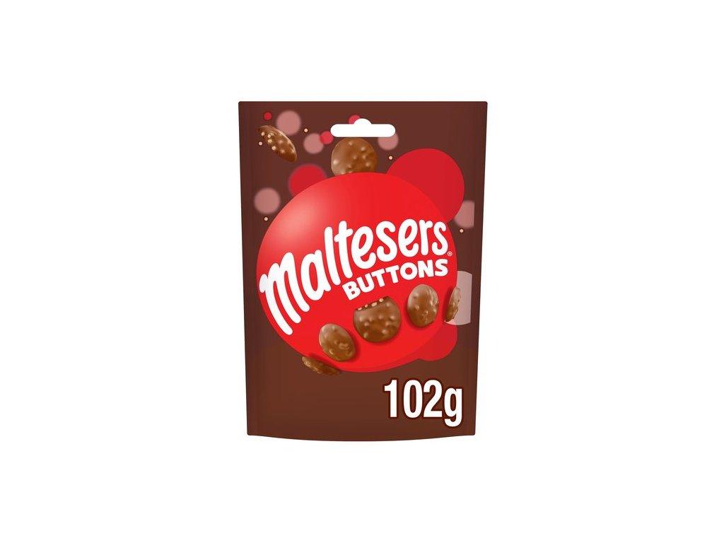 Malteser Buttons Pouch 102g