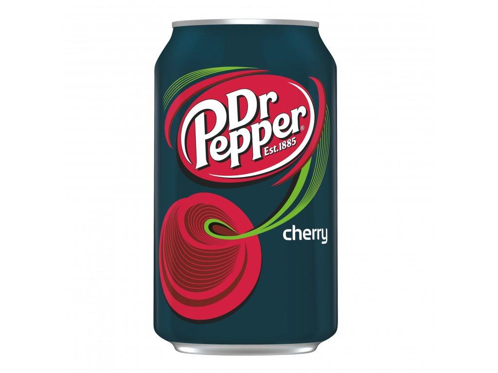 Dr. Pepper Cherry 355ml  Dr. Pepper