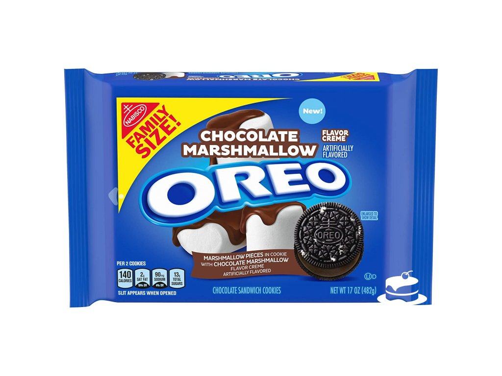 OREO Chocolate Marshmallow 428g