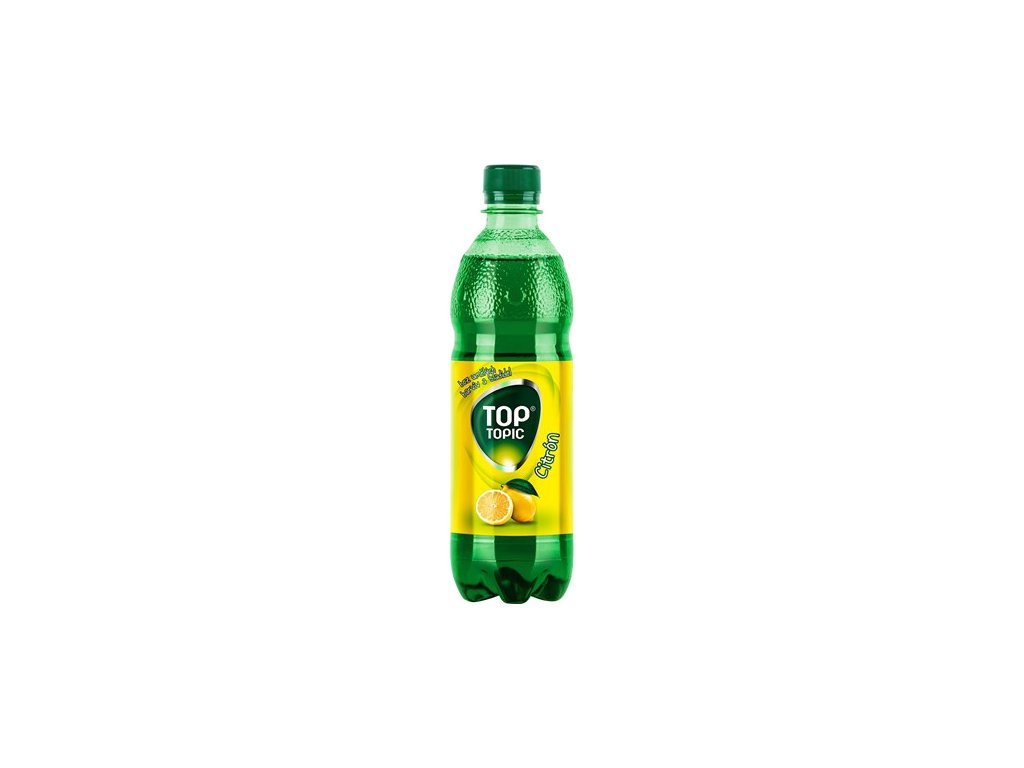 Top Topic Citron 500ml PET