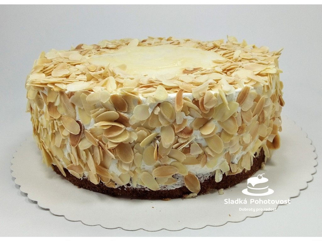 bezlepkovy hruskovy dort