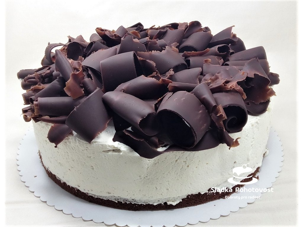 bezlaktozovy visnovy dort
