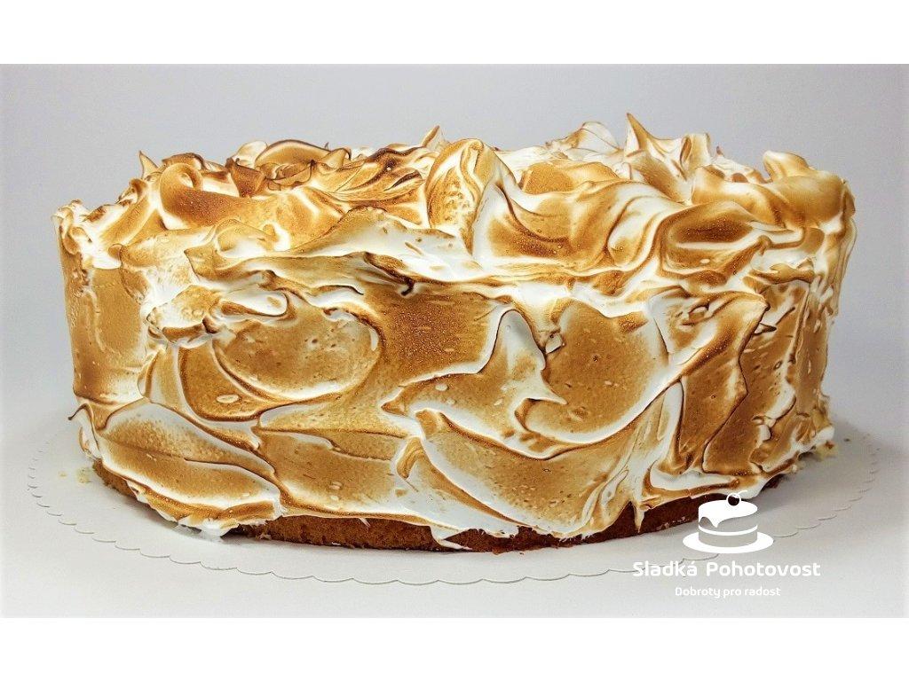 Bezmléčný meruňkový dort (12/14 porcí 12/14 porcí)