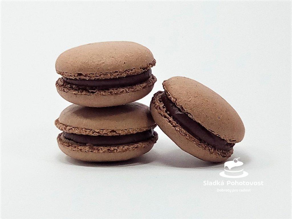 makronky cokoladove