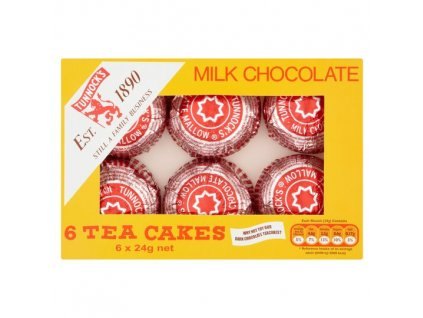 Tunnocks Teacakes Chocolate 170g