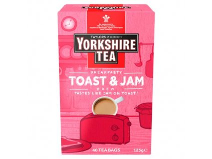 Taylors Toast And Jam Brew 125g