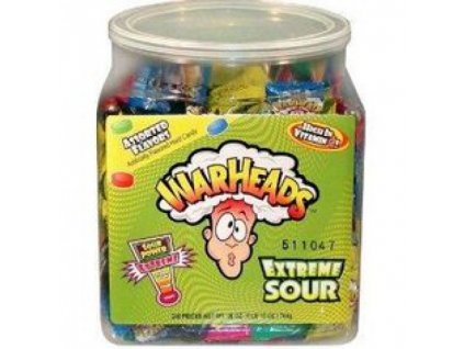 Warheads Tub Changemaer