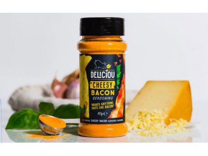 Bacon Seasoning Cheesy 55g