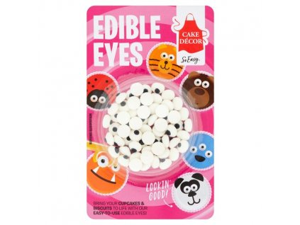 Cake Decor Edible Eyes 25g