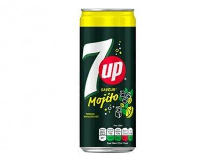 Mojito 7up 330ml