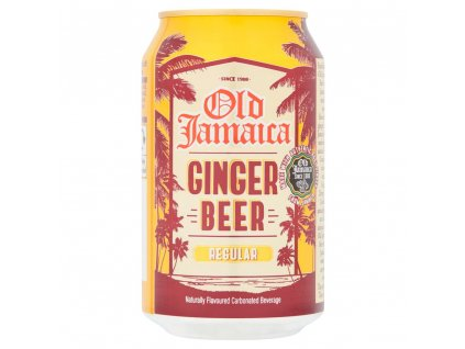 Old Jamaica Ginger Beer 330ml