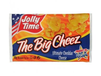Jolly Time Popcorn Cheese 100g