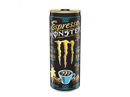 Monster Espresso Vanilla 250ml
