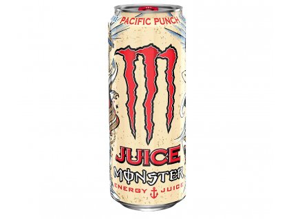 Juice Monster Energy Pacific Punch 500ml