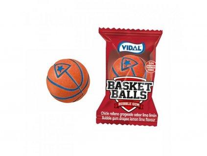 Vidal Basketball Bubble Gum 5g
