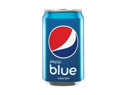 Pepsi Blue Can 330ml