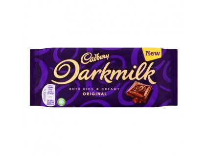 Cadbury Dark Milk 85G