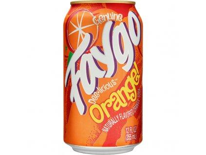 Faygo Orange Soda 355ml