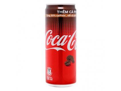 Coca Cola Plus Coffee Veitnam 330ml