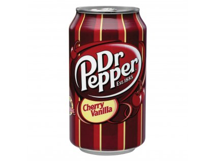 Dr. Pepper Cherry Vanilla 355ml