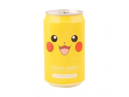 Ocean Bomb Pokemon Pikachu Cucumber 330ml