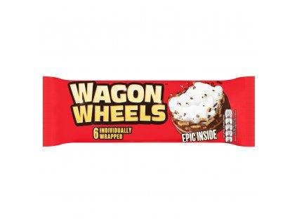 Burtons Wagon Wheels Original 220g