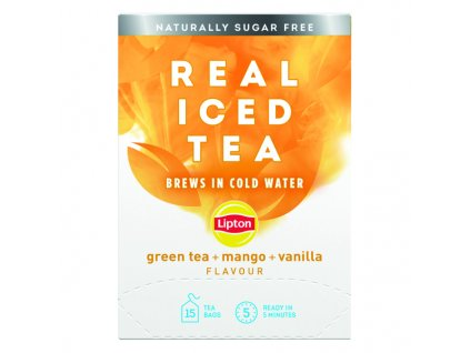 Lipton Cold Brew Green Tea Mango 33g