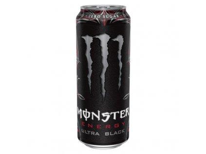 Monster Ultra Black UK 500ml
