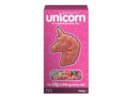 Big and Little Unicorn Magical Mix 720g